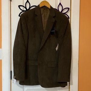 Corey brown formal blazer